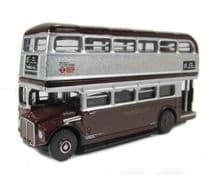 """OXFORD DIECAST NRM013 N SCALE Routemaster bus """"Bow Centenary"""""""